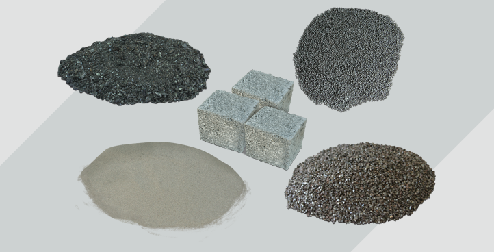 ABRASIVES/SILICON CARBIDE /CALCIUM CARBIDE